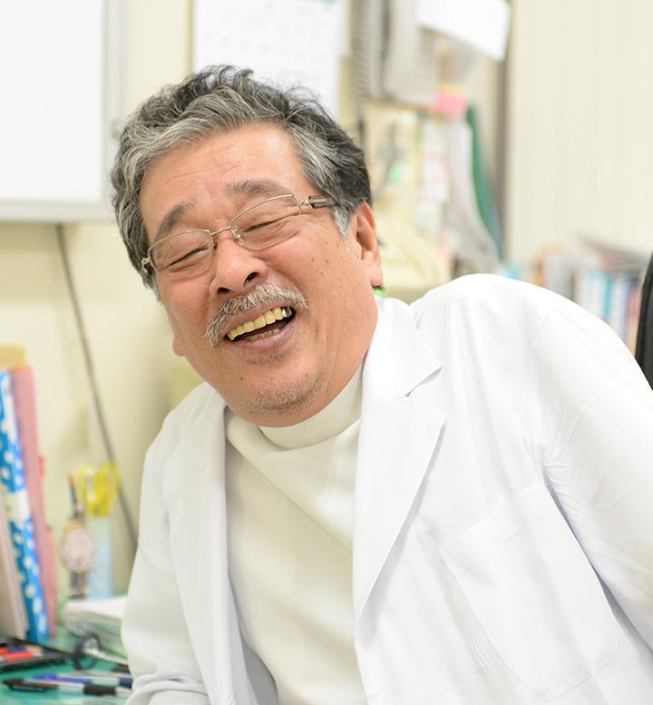 理事長 斎藤 道夫